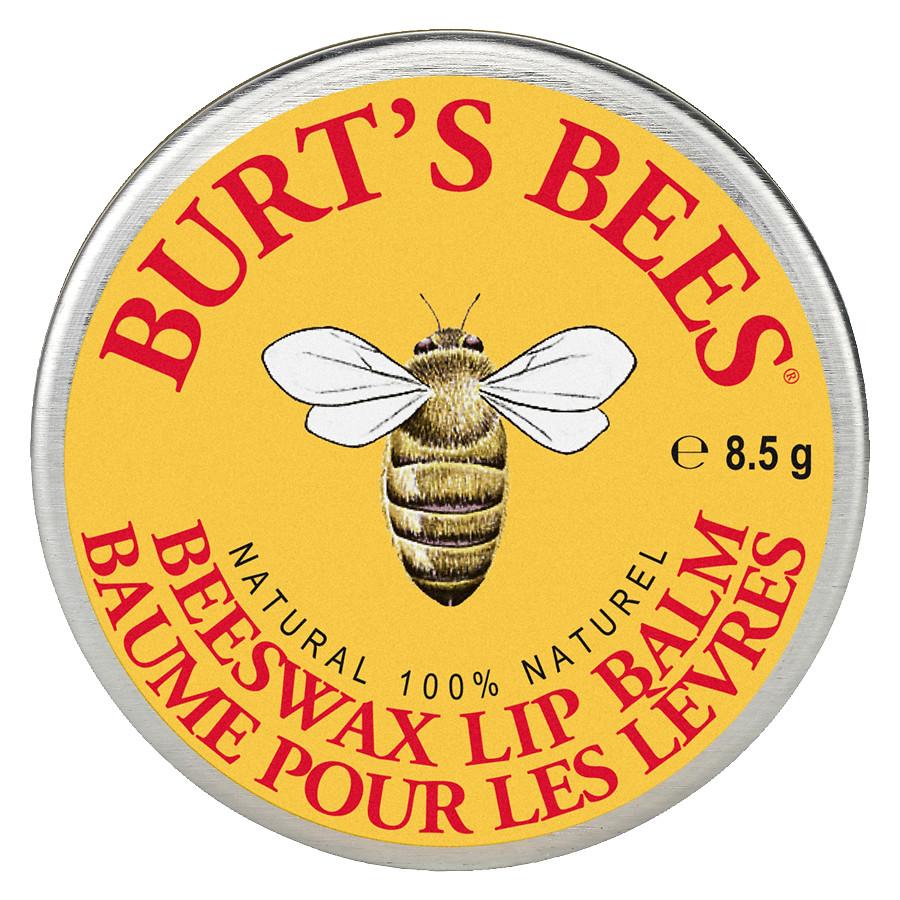 Burt\'s Bees Lip Balm Tin, Beeswax.
