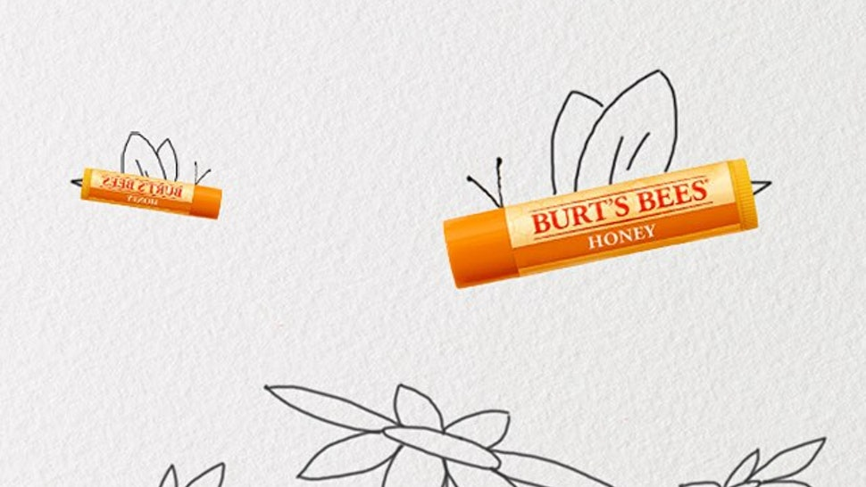 How To Help Burt\'s Bees Bring Back The Bees With A Selfie.