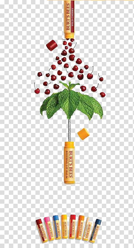 Lip balm United States Burts Bees, Inc. Advertising, Falling.