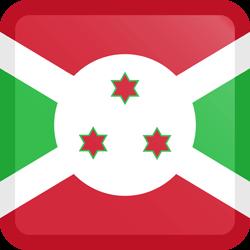 Burundi flag clipart.