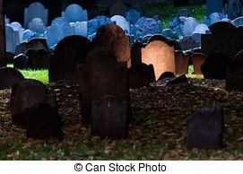 Pictures of Boston Granary Burying Ground.