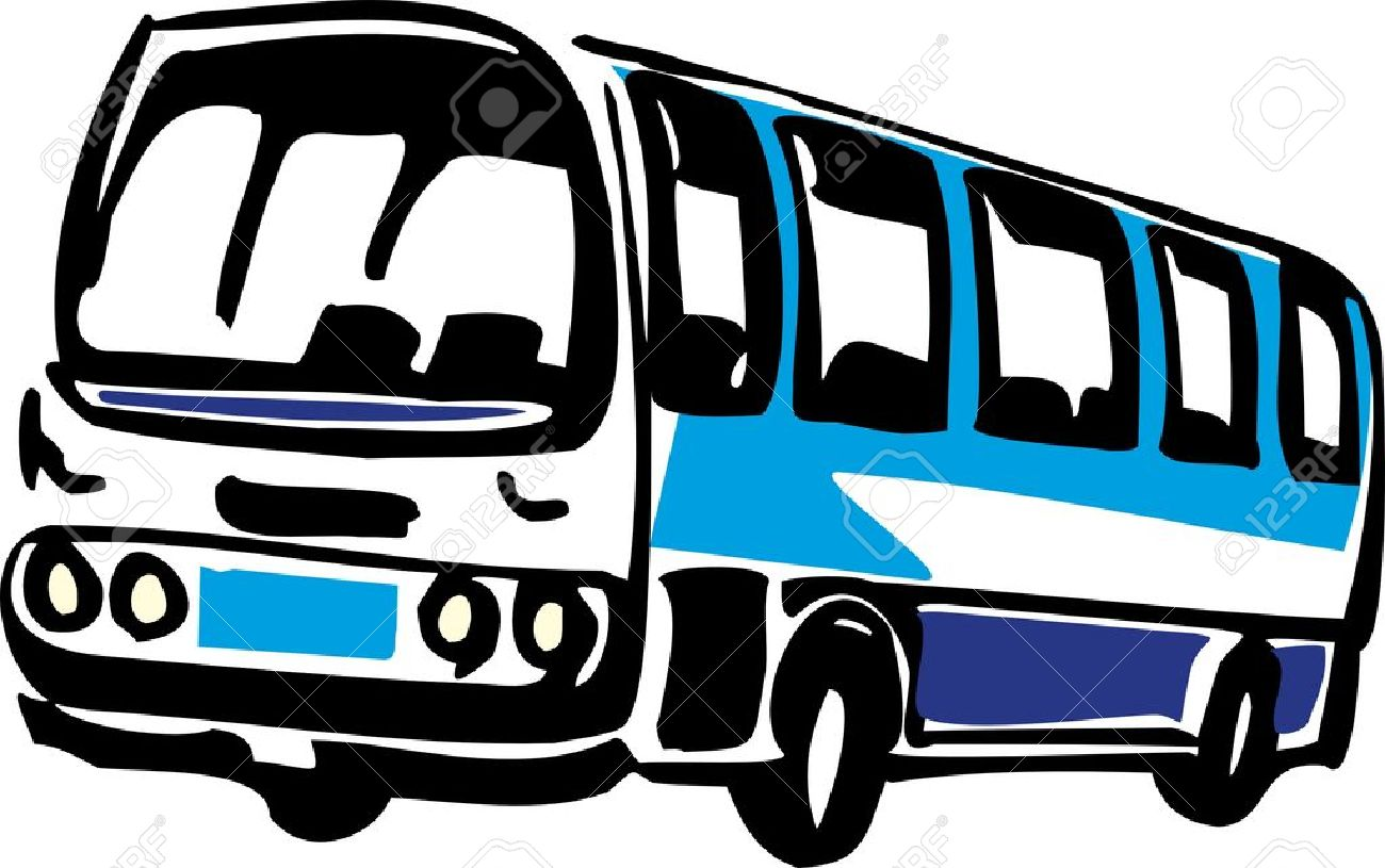 Bus and coach clipart clipground for Clipart bus