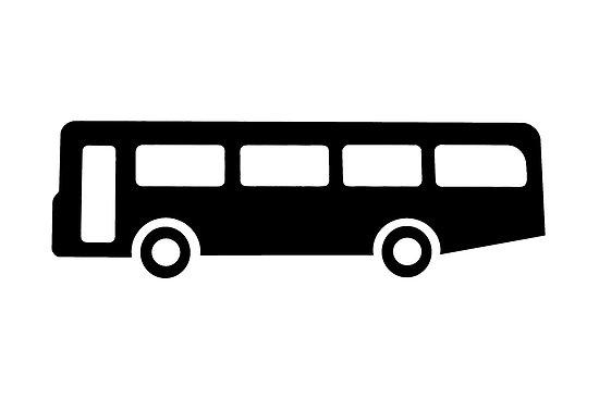 Clipart coach bus.