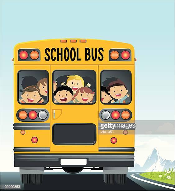 60 Top School Bus Stock Illustrations, Clip art, Cartoons, & Icons.