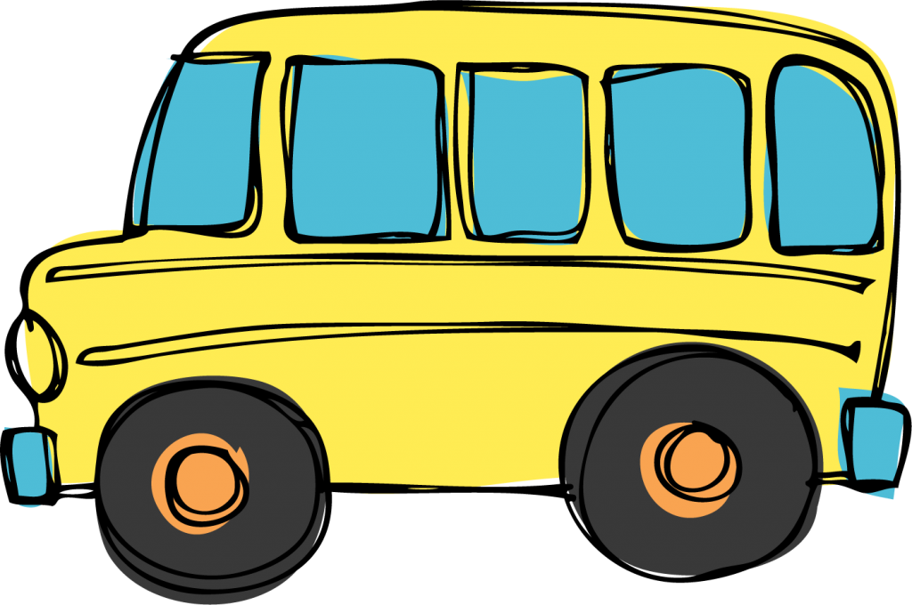 School Bus Clipart.
