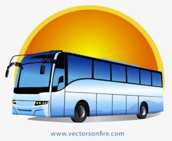 Tour Bus Clip Art.