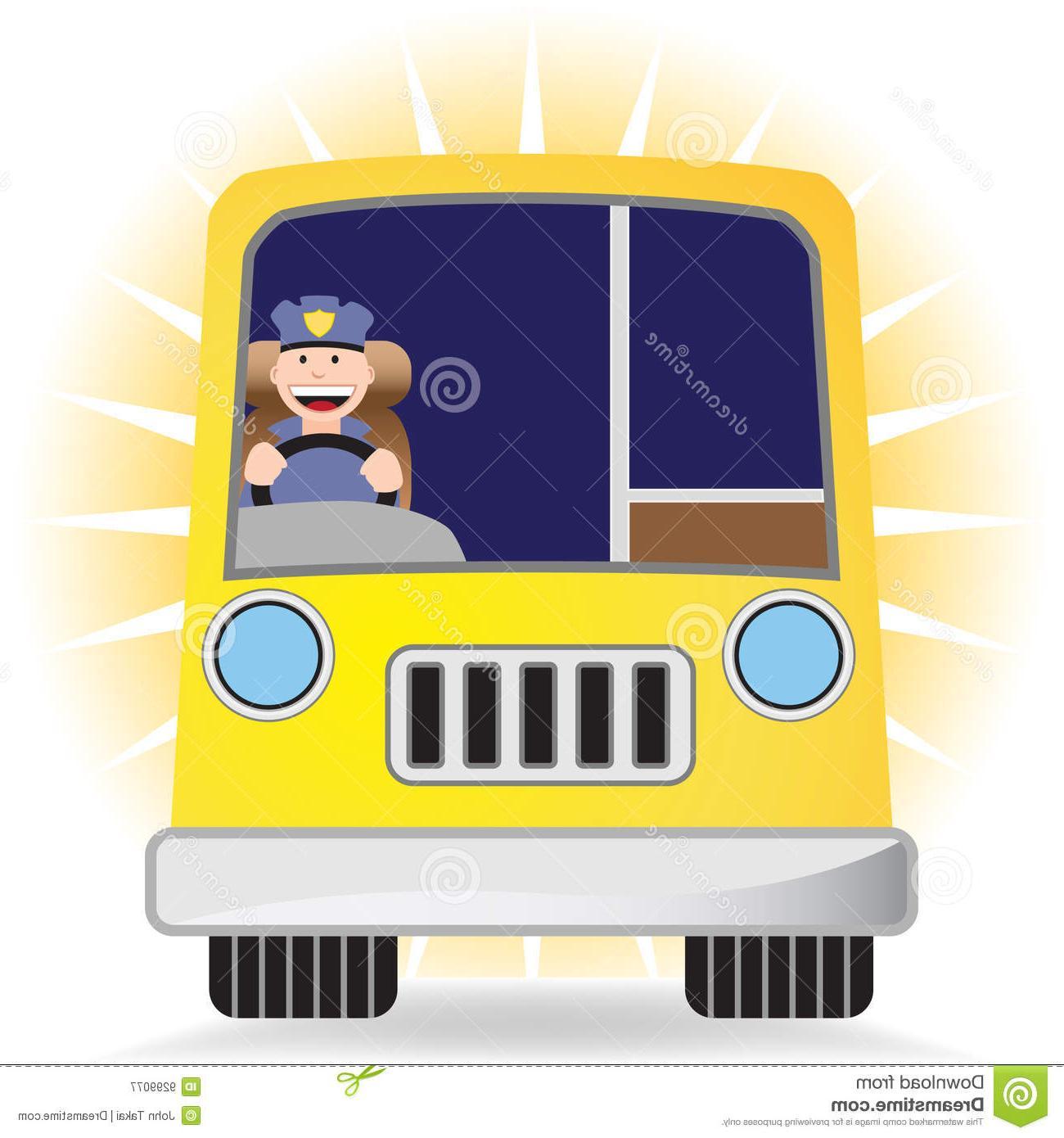 Best Free Bus Driver Clip Art Photos » Free Vector Art, Images.