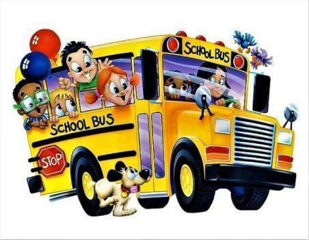 Speedy School Bus (48 pieces).