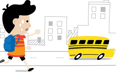 How Planning for Missed Bus Stops Can Prevent Tragedies.