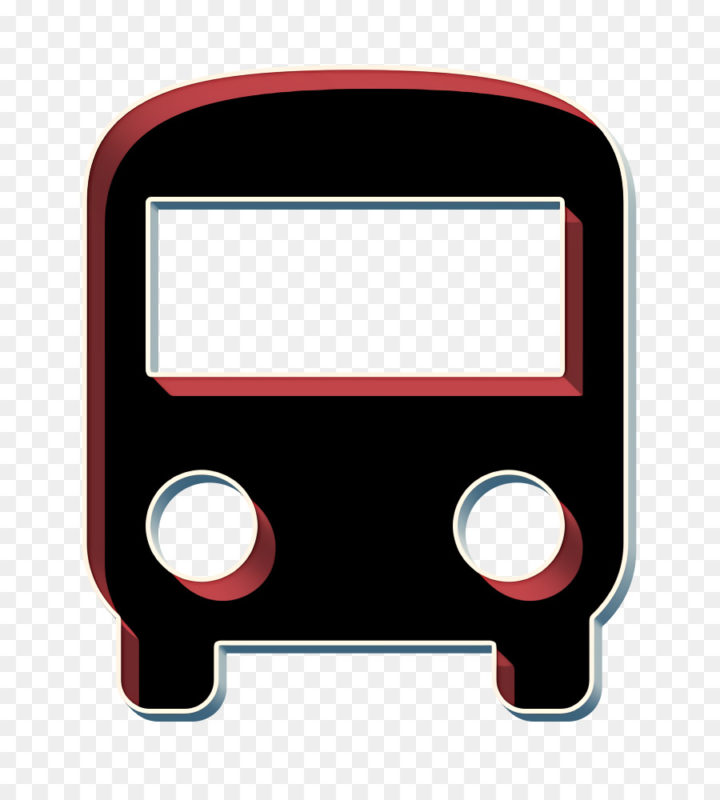 Free Download PNG Clipart Transparent Bus Icon Directions.
