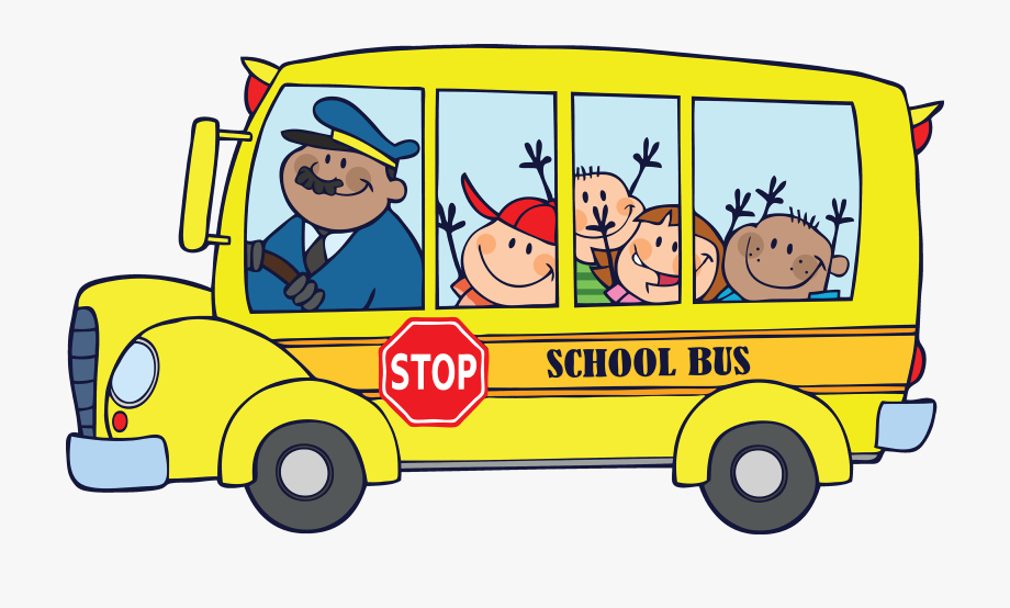 Free School Bus Driver Clipart New Image.