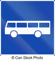 Bus lane Stock Illustration Images. 436 Bus lane illustrations.