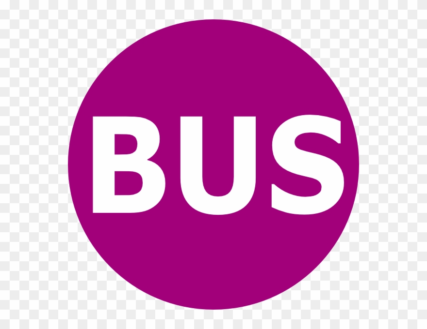 Bus Clipart Logo.