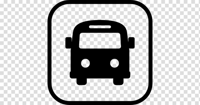 Bus stop Airport bus Logo, bus transparent background PNG.