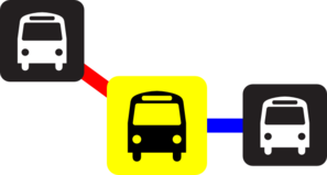 Station Bus Route Clip Art at Clker.com.