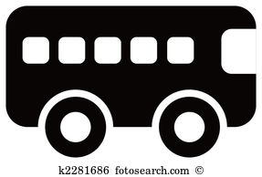 Bus route Illustrations and Clipart. 217 bus route royalty free.