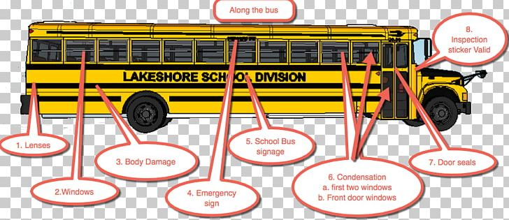 School Bus Safety School Bus Crossing Arm PNG, Clipart, Bus, Diagram.