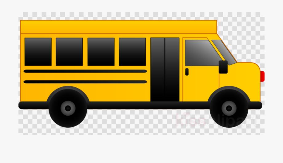 School Clipart Bus.