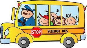 Free School Bus Clipart.
