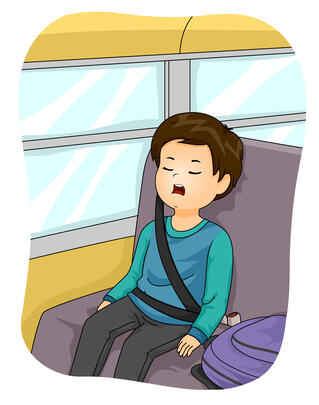 Intelligent School Bus Seating.