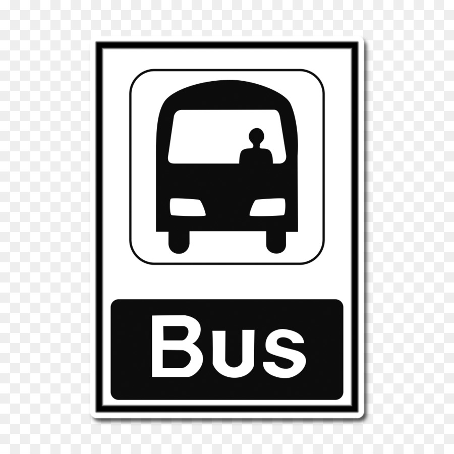 Bus Stop Icon clipart.