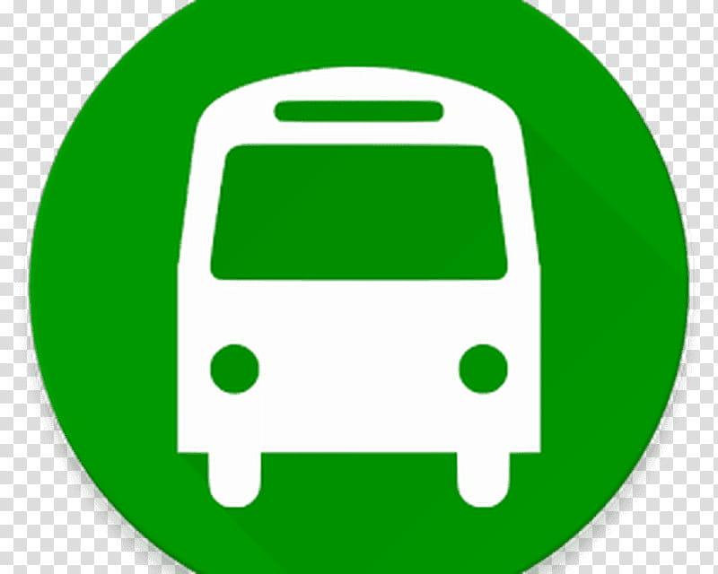 Green Grass Background, Bus, Airport Bus, Public Transport.