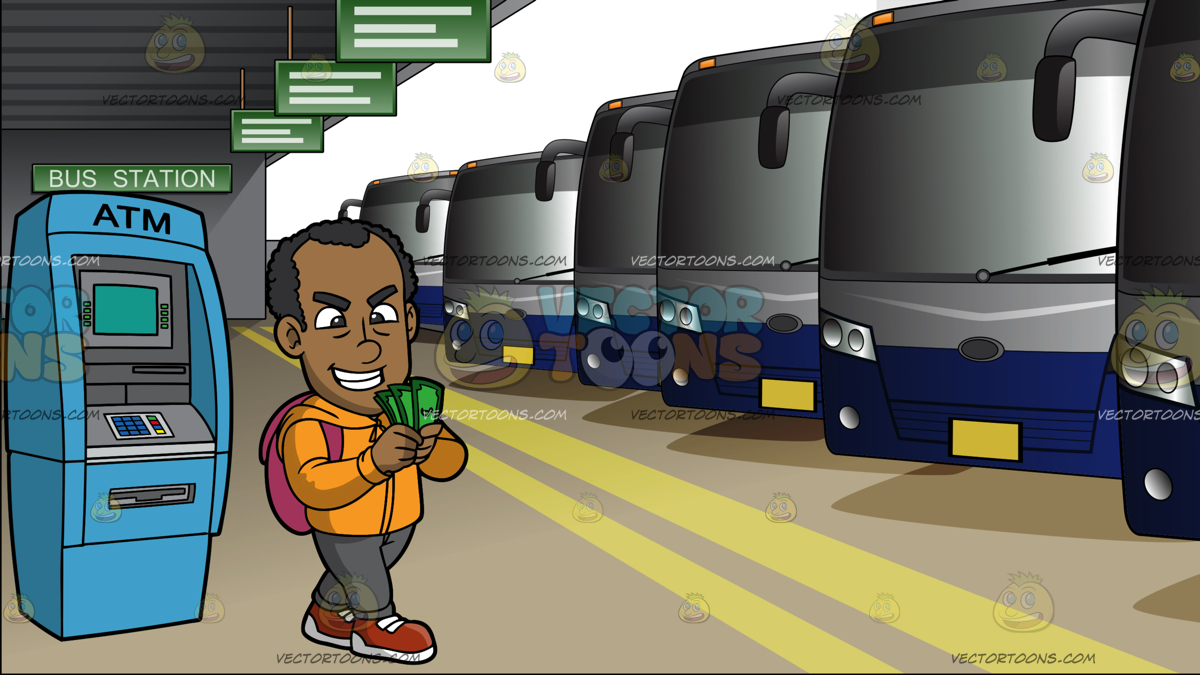 Bus Station Clipart (98+ images in Collection) Page 2.