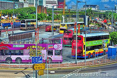 Bus terminal clipart.