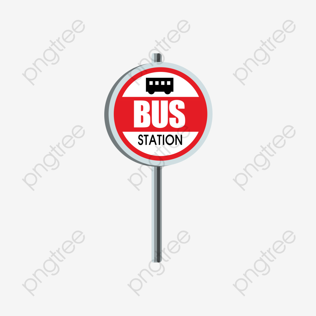 Bus Stop Sign, Sign Clipart, Bus, Bus Stop PNG and Vector with.