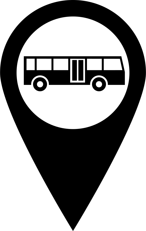 Bus Stop Pin Svg Png Icon Free Download (#27942).