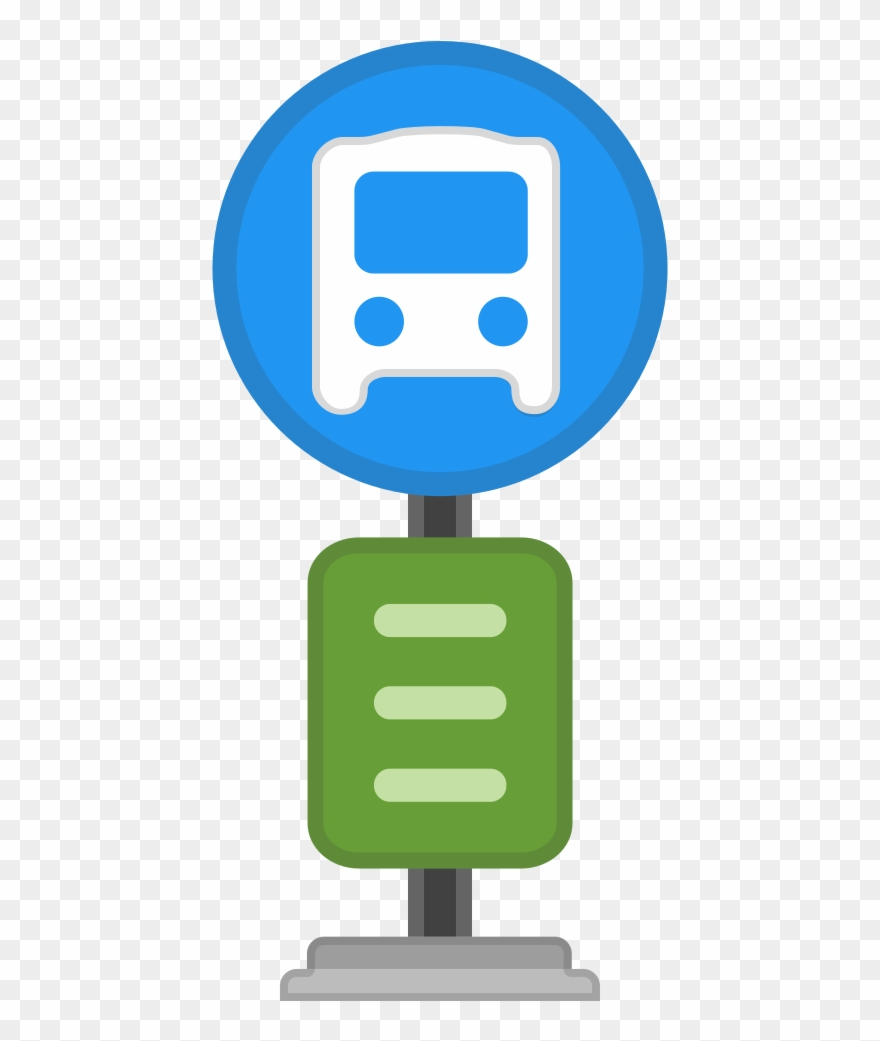 Bus Stop Png Clipart (#2731924).