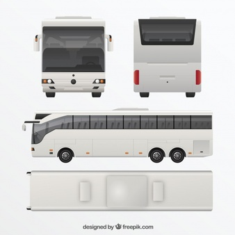 Bus Vectors, Photos and PSD files.