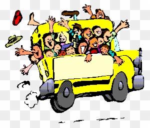 Road Trip Bus Clipart & Free Clip Art Images #22104.
