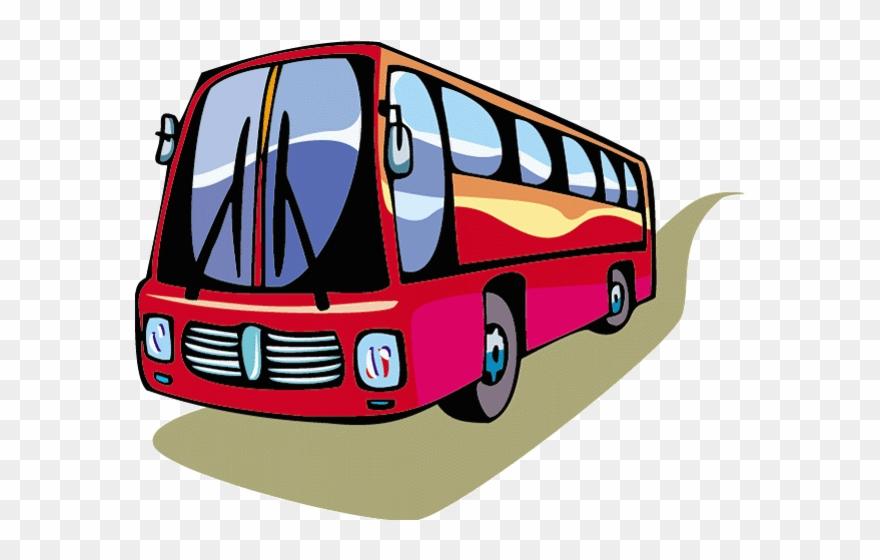 Casino Bus Trip Clipart.