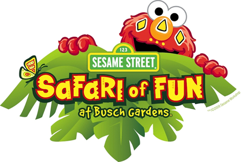 Celebrate Zoe's Birthday at Sesame Street Safari of Fun at Busch.