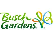 Busch Gardens Tampa Bay Florida Theme Park.