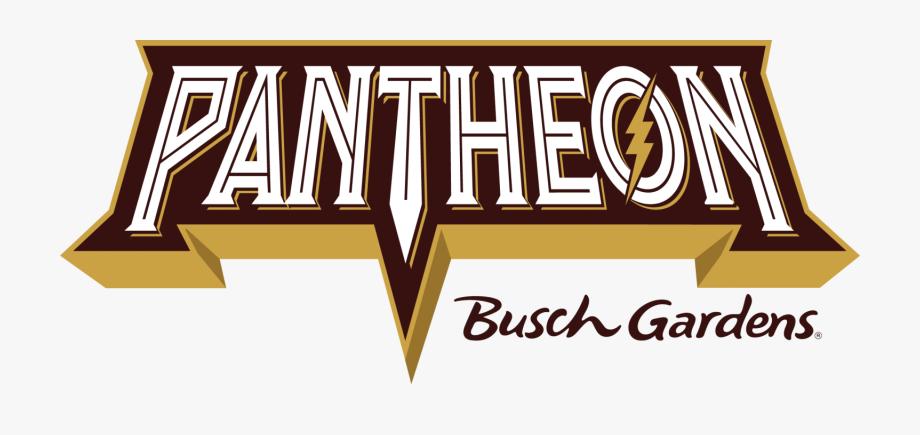 Pantheon Busch Gardens Logo Png , Transparent Cartoon, Free.