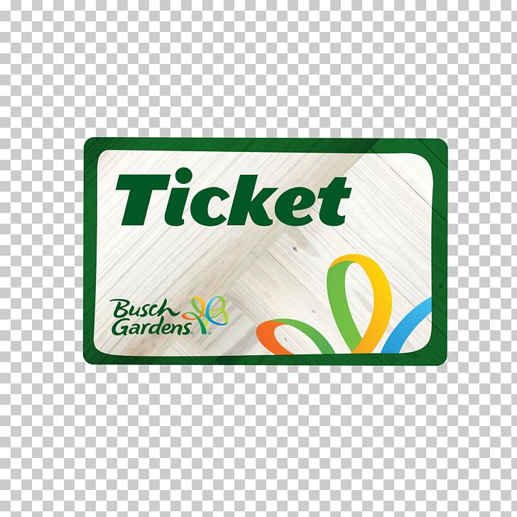 Logo Rectangle Brand Font, Busch Gardens Tampa PNG clipart.