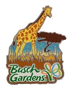 Details about Busch Gardens Pin Limited Edition Ambassadors Pin Giraffe  Sparkle Scene RARE.