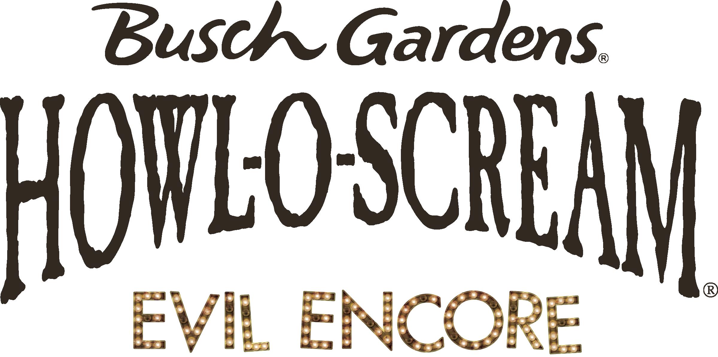 2016 Howl O Scream Halloween Event Now Open at Busch Gardens Tampa.