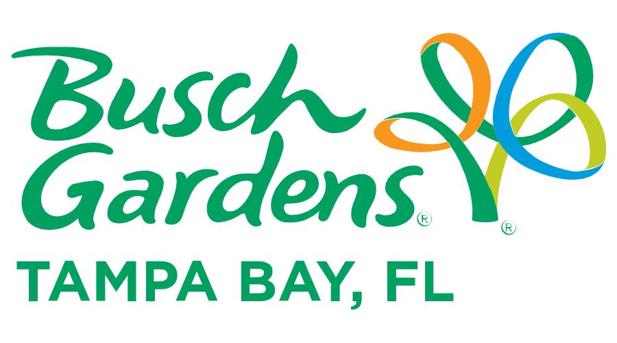 Busch Gardens Tampa Bay Vector Logo.