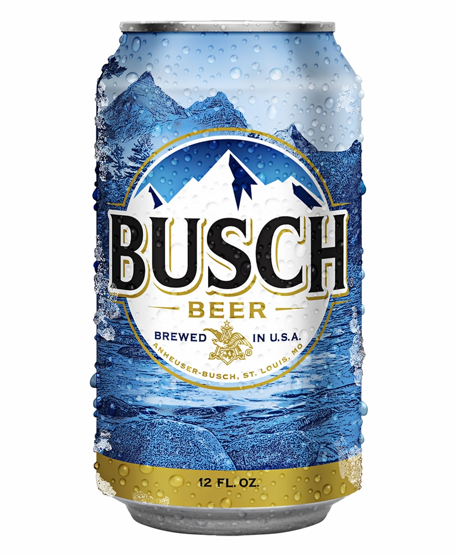 Busch Beer Png & Free Busch Beer.png Transparent Images.