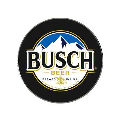 Busch Logo Golf Ball Marker Anheuser Beer.