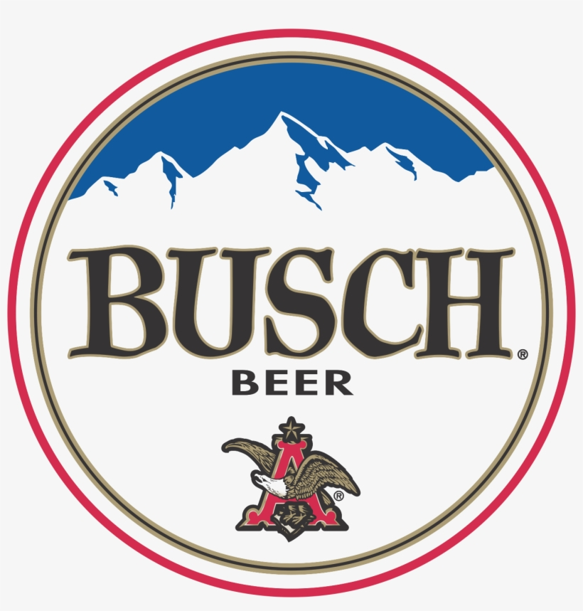 Transparent Beer Busch.