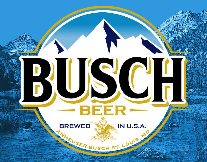 Busch beer Logos.