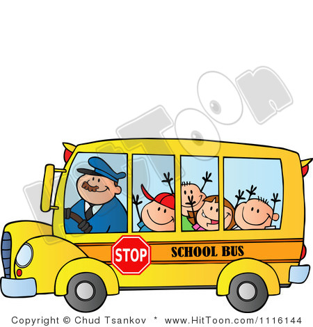 Busdriver clipart - Clipground