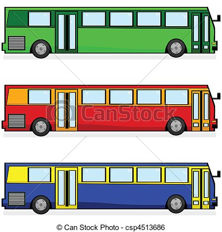 Buses clipart clipground for Clipart bus