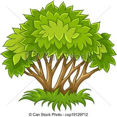 21 Best tree and bushes clip art images in 2017.