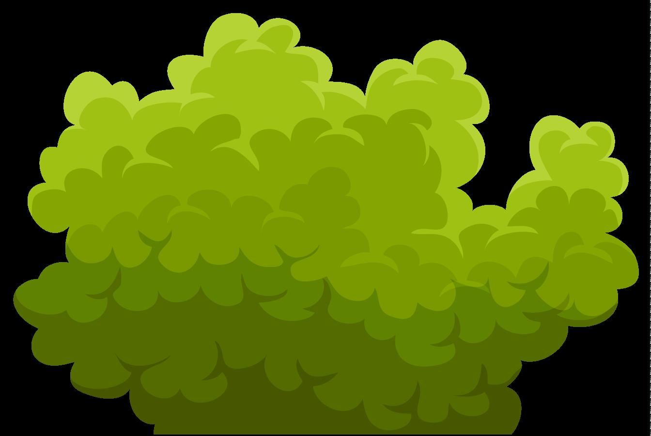 Free Cartoon Bush Png, Download Free Clip Art, Free Clip Art.