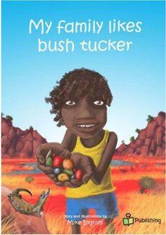Foraging for Bush Food the Aborigine way.